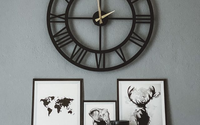 Optez pour la bonne horloge murale !